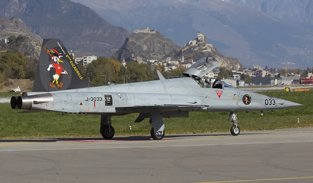 northrop f-5 ef tiger2,swiss air froce,le f-5 en suisse,blog défense,aviation et défense,infos aviation,nouvel avion de combat