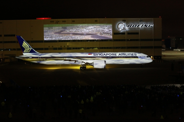 Singapore Airlines First 787-10 Boeing Celebration.jpg