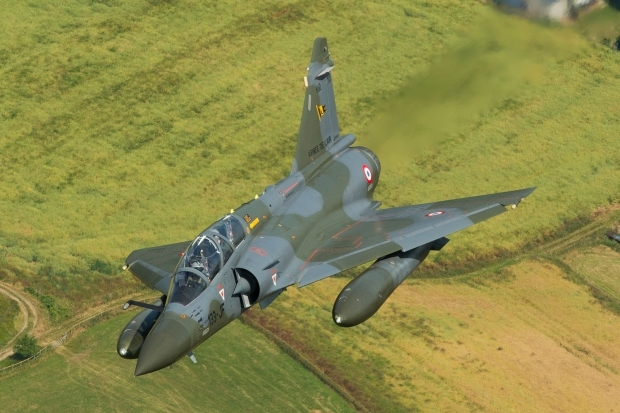 dassault aviation,mirage 2000d,armée de l'air,modernisation avion,blog défense,les nouvelles de l'aviation