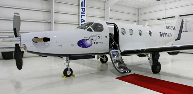 pilatus aircraft,pc-12,pc-12 ng,1300eme pc-12,blog pilatus,infos aviation,les nouvelles de l'aviation
