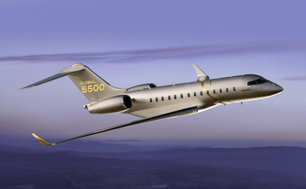 bombardier aviation,global 5500,nbaa,abace,aviation d'affaires,les nouvelles de l'aviation,bizjet,romandie aviation,aviation canada,aviation québec
