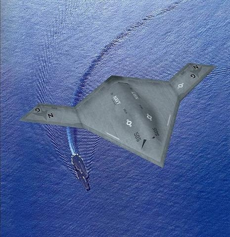 581px-X-47B_over_sea.jpg