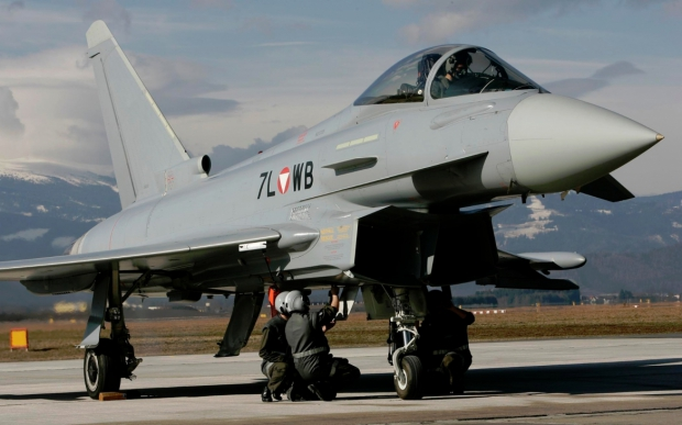 WEF 2014 (Eurofighter in Austria - Ready for Take off - Photo ÖBH).jpg