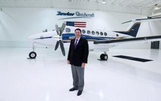 beech,hawker,king air 350er,nbaa