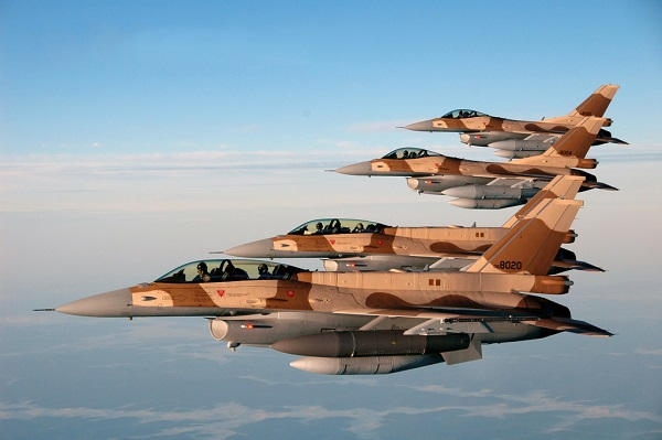 maroc,lockheed martin,f-16 biper,avion de combat,blog defence,aviation militaire,romandie aviation