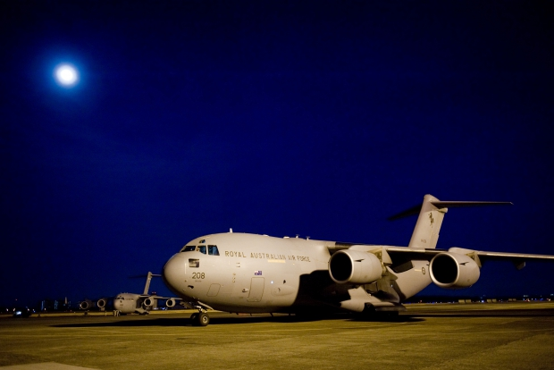 RAAF_C-17_at_USAF_Base_Yokota.JPG