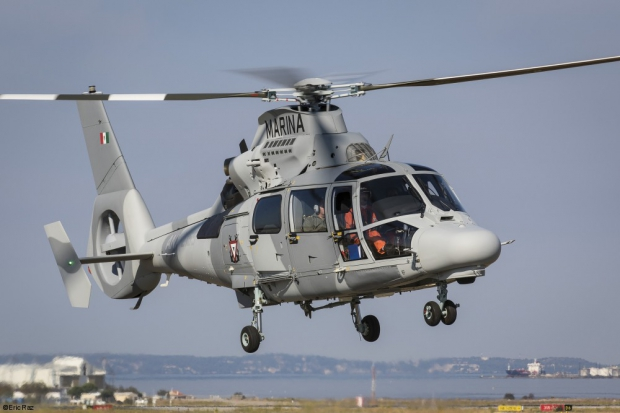 airbus hélicopters,h155mbe panther,marine mexiciane,blog défense,infos aviation,les nouvelles de l'aviation