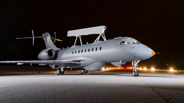 saab,bombardier,global 6000,globalerye,avions aew&c,avions de surveillance et d'alerte lointaine,avions arcs,blog défense,aviation et défense,infos aviation,les nouvelles de l'aviation,eau
