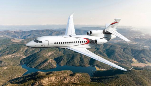 falcon 8x,dassault aviation,jet privés,infos aviation,les nouvelles de l'aviation