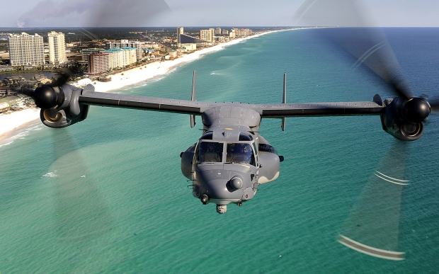 CV-22_Osprey_flies_over_the_Emerald_Coast.JPG