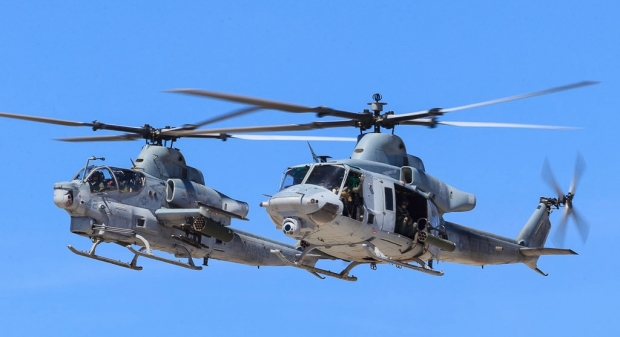 Bell UH-1Y Super Huey (Venom) and AH-1Z Super Cobra (Viper)  of .jpg