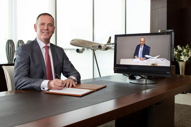 Image_Tony Douglas Etihad Aviation Group GCEO and Gonen Usishkin EL AL Airline.jpg